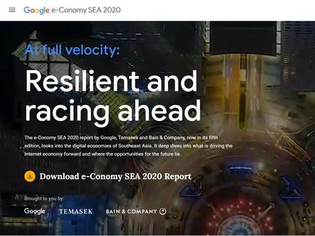 e-Conomy SEA 2020 Report