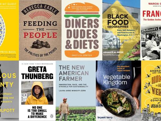 Cambio climático y crisis alimentaria: 20 libros para leer