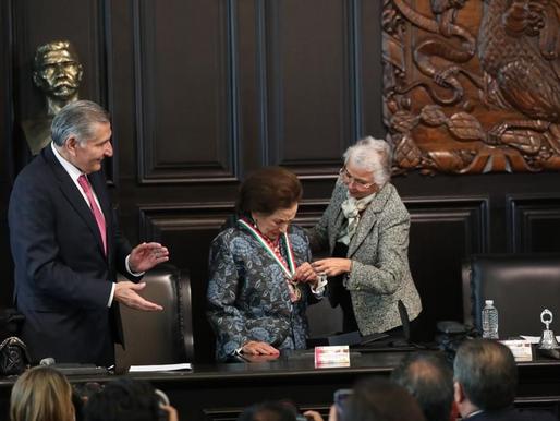 Mantener el respeto a la división de poderes incólume, sin amenazas ni presiones: Ifigenia Martínez