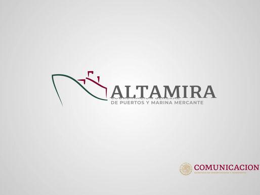 Trabaja el Puerto de Altamira sin descanso, para mantener el abasto de productos