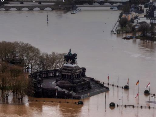 Se aceleran los efectos del cambio climático, advierten los científicos
