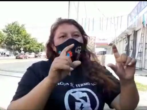 """Preparan caravana informativa los ejidatarios de """"Huexca en resistencia"""", contra la termoeléctrica"""