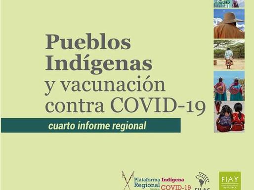 Permanecen pueblos indígenas al margen de la vacunación contra la COVID-19, denuncian