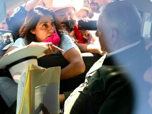 Revisión de la mina y apoyo a los afectados en Jiutepec, ofrece el presidente