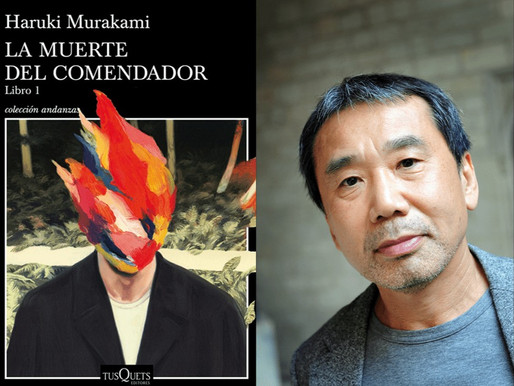 Murakami, casi Nobel de Literatura