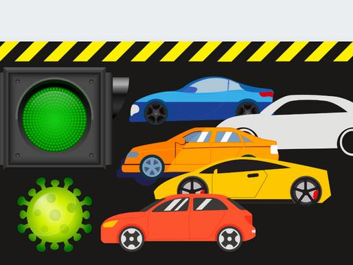 Conducir en semáforo verde: una metáfora pandémica
