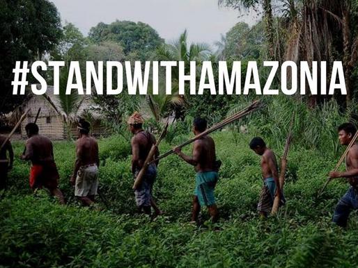 La amazonía, amenazada al modificarse las leyes en Brasil