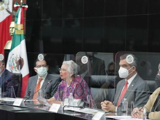 Pronta y certera información sobre vacunas contra COVID-19, pide Sánchez Cordero