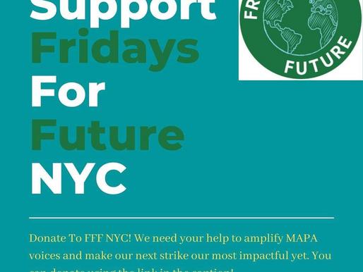 Hoy es un viernes para un nuevo futuro: FFF