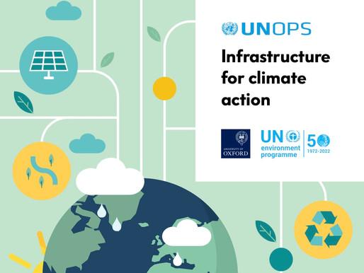Infraestructura para la acción climática