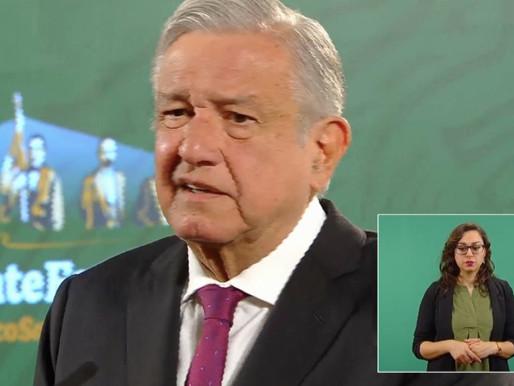 Invitó Biden a México a la cumbre climática que se realizará el 22 de abril en los Estados Unidos