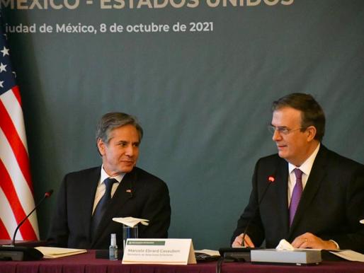 Acuerdan México y EUA un Entendimiento sobre Seguridad, Salud Pública y Comunidades Seguras