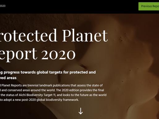 Logran la meta de áreas protegidas, pero su calidad es aún deficiente