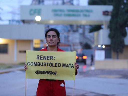 ¿Qué es el combustóleo y por qué afecta al medio ambiente?