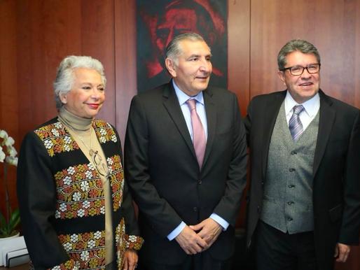 Dialogar y construir acuerdos, claves para la gobernabilidad, afirma el secretario de Gobernación