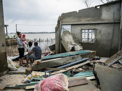 Las catástrofes se relacionan, revela la ONU