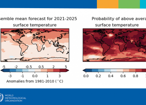 La Tierra se calentaría más allá de 1.5 grados en los próximos 5 años