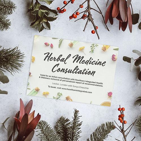 Initial Consultation Gift Voucher Cobham