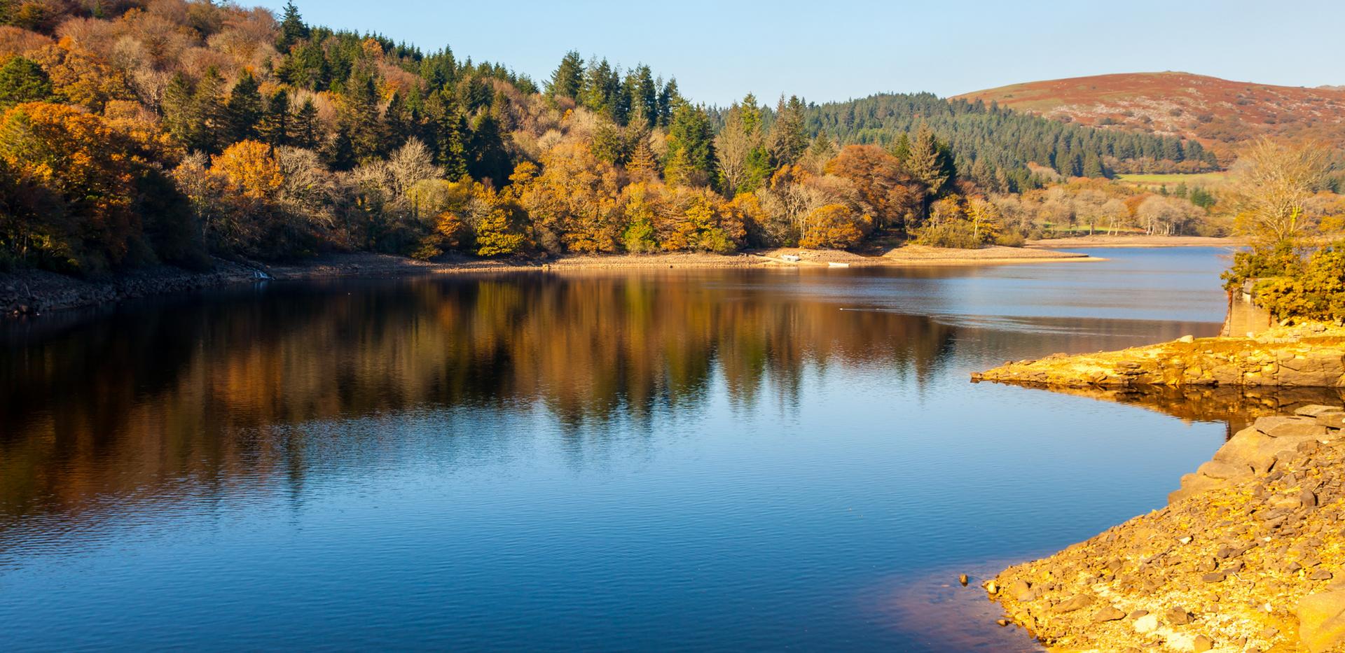 Dartmoor Lake