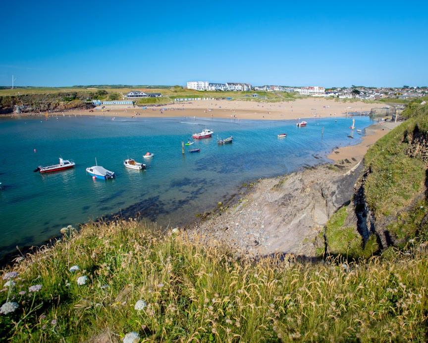 Beautiful coastal walks in Cornwall