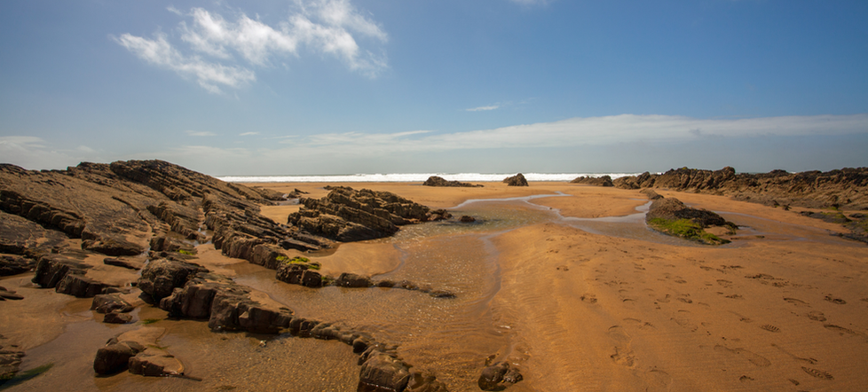 Middle Beach, Bude
