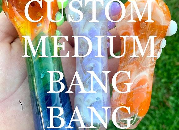 Create Your Own Medium Bang Bang
