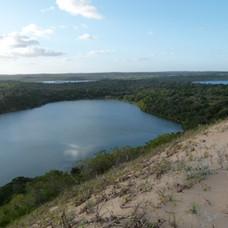 Txombe & Nhanoembe & Chilatiwe Lakes