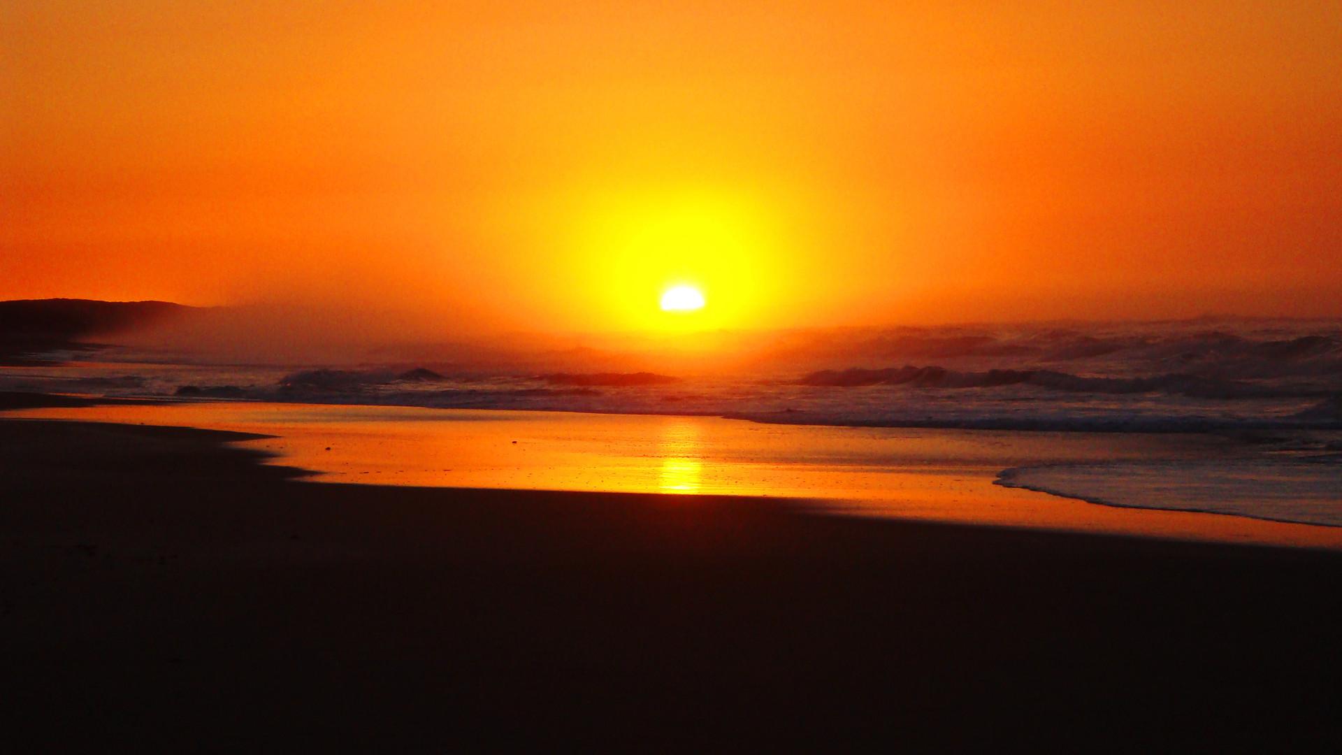 Beach Sunrise (Edited).JPG