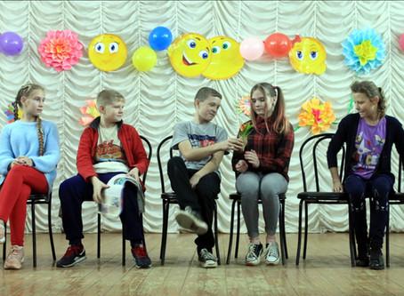 """25 октября состоялся отчетный концерт """"Радуга талантов""""🎤🎉👏🏻"""