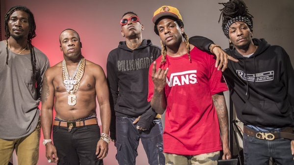 Video God, Yo Gotti, Eearz, BPace (Atlanta, GA)