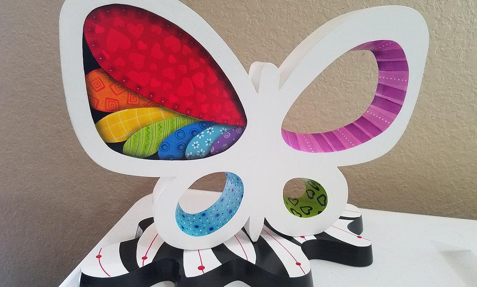 Butterfly by Sol Florez