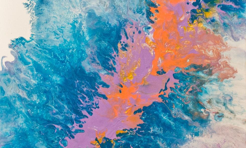 Coral Reef by C. Renee