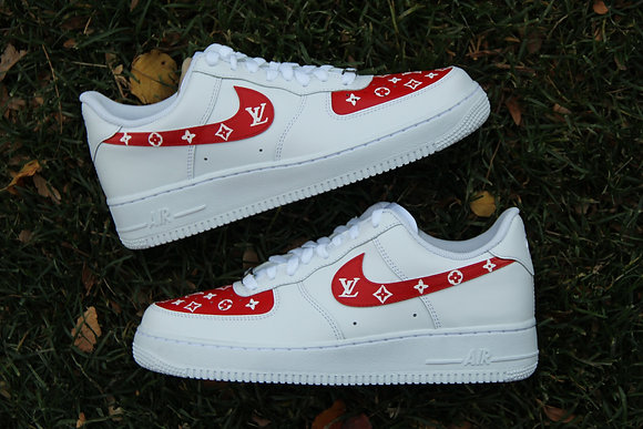 """Air Force 1 """"Red LV"""""""