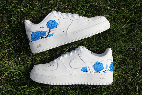 """Air Force 1 """"Blue Roses 2.0"""""""
