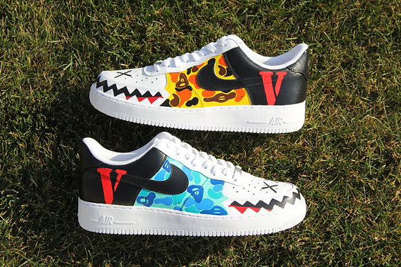 """Air Force 1 """"What A Hypebeast"""""""