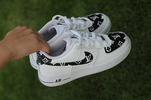 "Air Force 1 ""Black LV"""