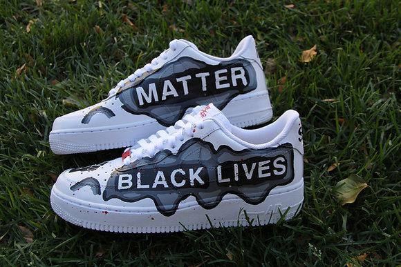 "Air Force 1 ""Black Lives Matter"""