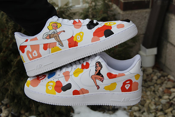 """Air Force 1 """"Yung Gravy"""""""