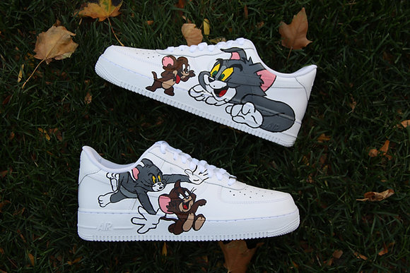 """Air Force 1 """"Tom & Jerry"""""""