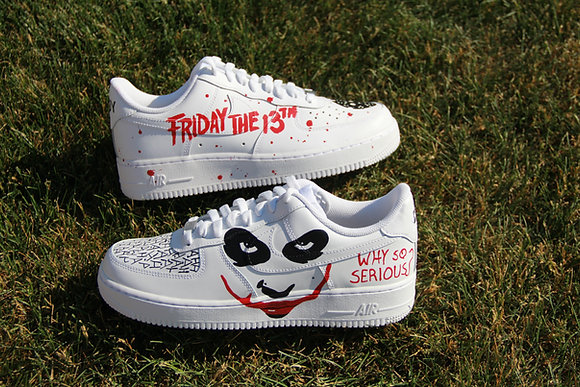 "Air Force 1 ""Halloween"""