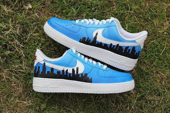 """Air Force 1 """"Blue Skyline"""""""