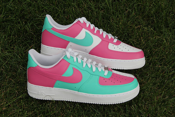 """Air Force 1 """"Miami Vice Homage To Home"""""""