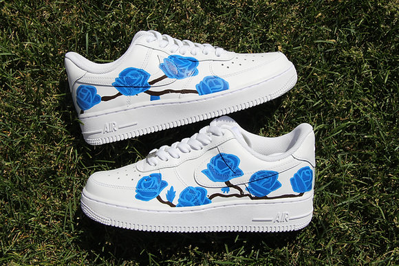"""Air Force 1 """"Blue Roses"""""""