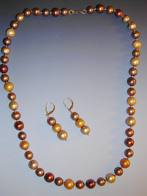#S5601 Necklace and Earring Set