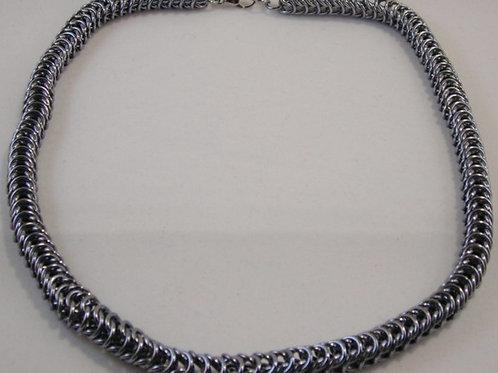 Box weave Necklace