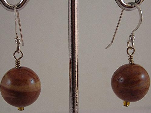Agate Gemstone Earrings #E3682