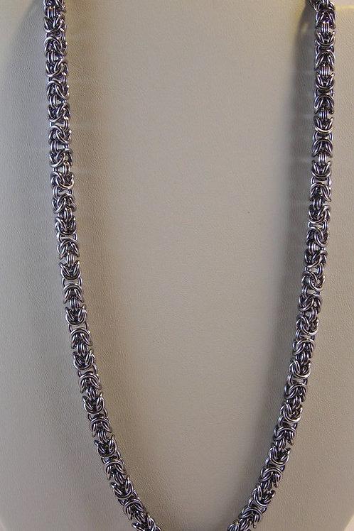 Byzantine Weave Necklace