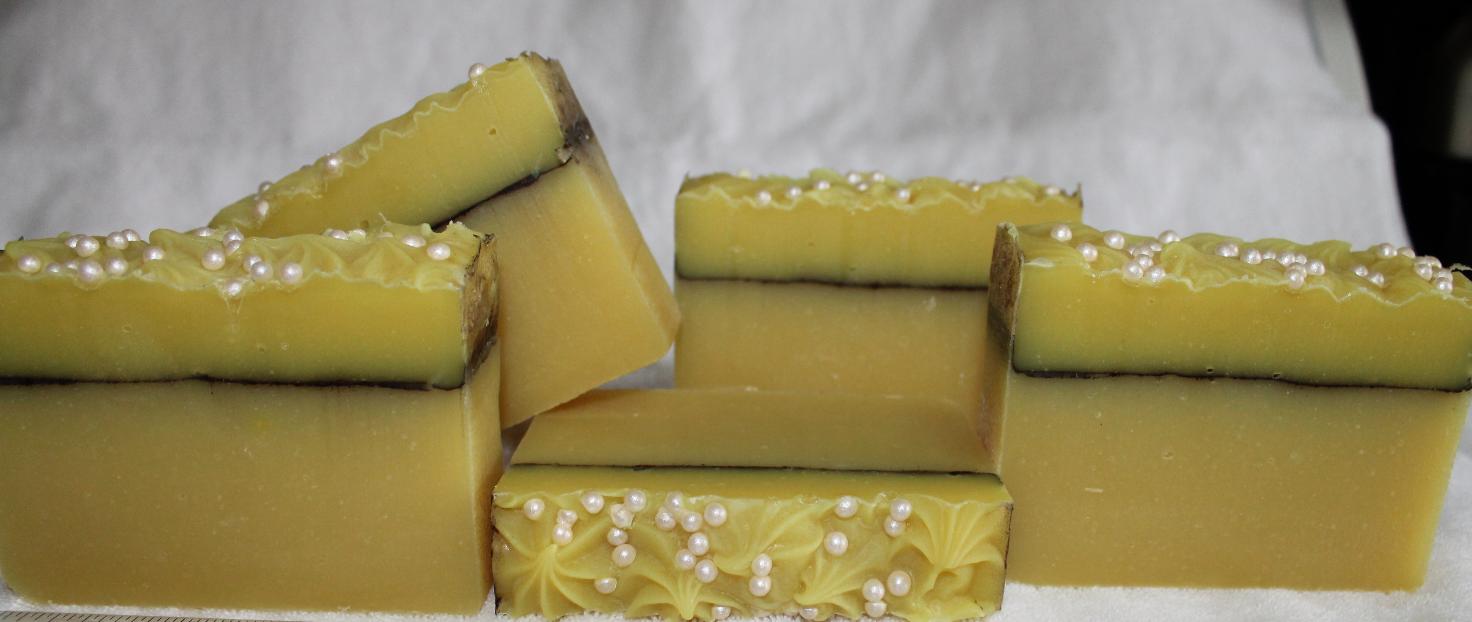 Patchouli & Roses Soap