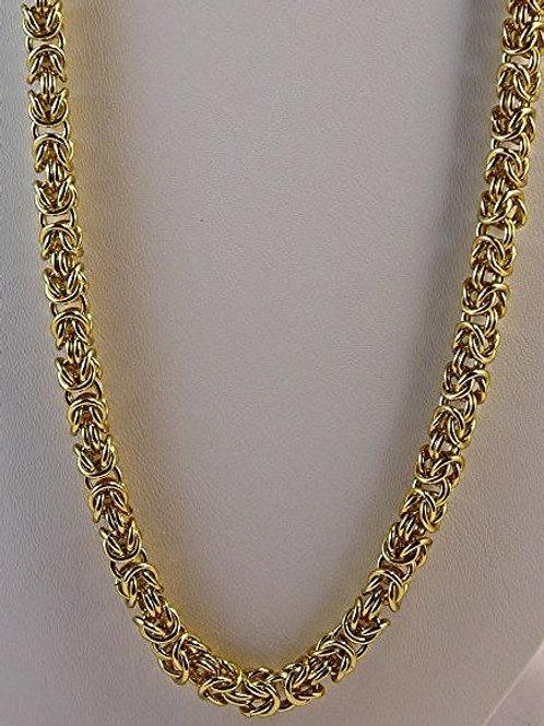 Byzantine Weave Necklace. Item #N289
