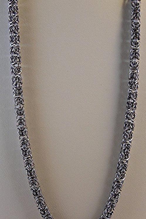 Byzantine Weave Necklace. Item #N282